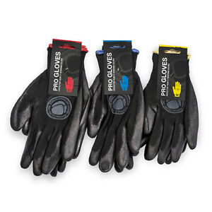 MTN-PRO-Gloves-Color-Negro-BLACK-GLOVES-CHOOSE-SIZE-GRAFFITI-Montana