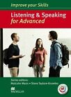 Improve Your Skills: Listening & Speaking for Advanced Student's Book without Key & MPO Pack by Macmillan Education (Mixed media product, 2014)