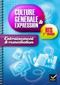 Culture-Generale-amp-Expression-Entrainement-amp-remediation-BTS-1er-annee