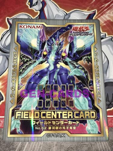Carte Yu-Gi-Oh FIELD CENTER CARD DRAGON PHOTON PRIMORDIAL AUX YEUX NUMERO 62