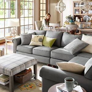 Image Is Loading Brand New Pier 1 Alton Sectional Sofa