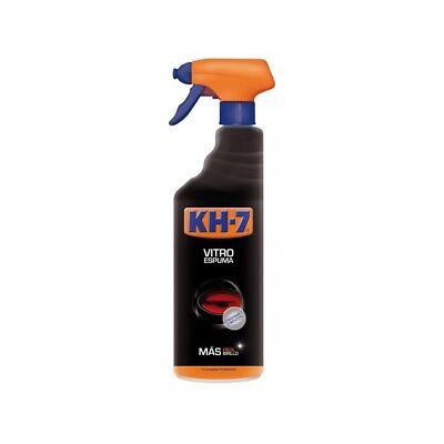 KH-7 Limpiador Placas de Inducción Espuma Spray 750ml