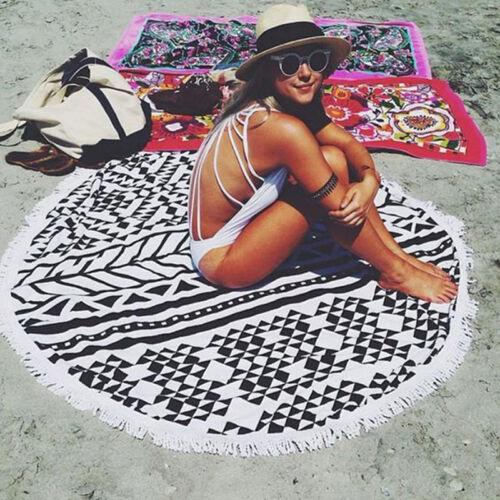 Mandala Indian Tapestry Hippie Throw Boho Beach Yoga Towel Blankets Picnic Mat