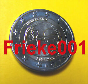 Nederland - Pays-Bas - 2 euro 2009 comm.(10 jaar euro)