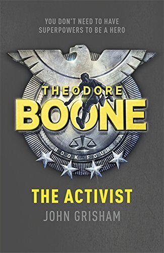 1 of 1 - Theodore Boone: The Activist: Theodore Boone 4 by Grisham, John 1444728954 The