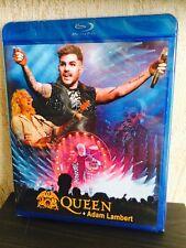 Queen Adam Lambert Rock Big Ben Live Blu-Ray Disc