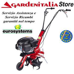 Motozappa-a-benzina-Eurosystems-La-Zappa-motore-4-tempi-Loncin-123-MADE-IN-ITALY