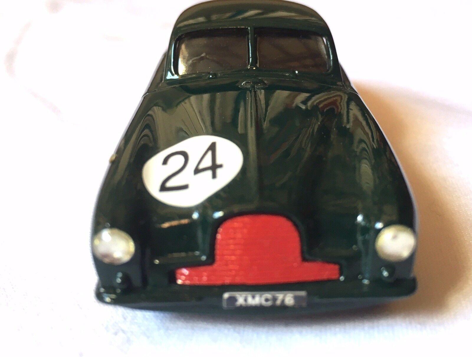 Lot De 3 heco modeles Aston Martin db2 s monté Le Mans 1951 Verte 24.25.26