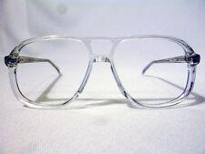 Regency By Tart Optical Vintage Dbl Bridge Eyeglass Frame HarryO Crystal 56-15