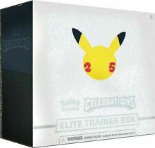 Pokemon Celebrations 25th Anniversary Elite Trainer Box