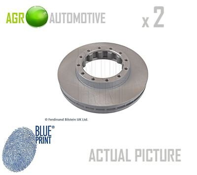 Blue Print ADC443132 Brake Disc Set vented 2 Brake Disc front