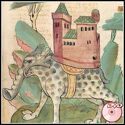 Medieval Encyclopedias - Manuscripts - Liber Floridus - Das Buch der Natur - DVD