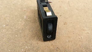 1992 1999 bmw e36 318i sedan interior dome light dimmer switch oem ebay. Black Bedroom Furniture Sets. Home Design Ideas