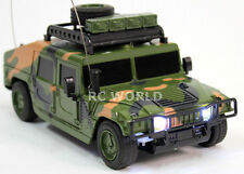 R/C 1/24 Radio Control HUMMER AM General MILITARY HUMVEE RC Truck +LIGHTS Camo