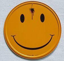 Smiley - Bad Day - Schlechter Tag -  Metall Schild