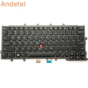 Lenovo Thinkpad X270 A275 US English Keyboard Backlit Teclado 01EP062
