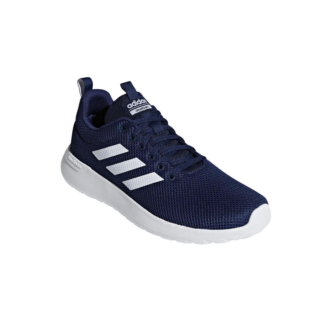 Adidas Men Running shoes Essentials Lite Racer CLN Trainers Black New Gym B96566