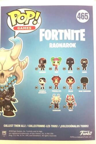 Funko POP Fortnite Ragnarok Figur NEU/&OVP!