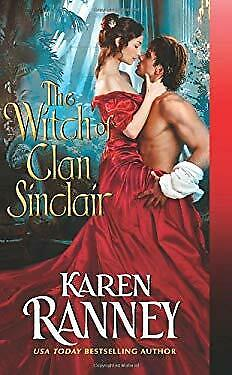 The Witch of Clan Sinclair by Ranney, Karen