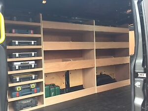 Transit Van Racking 2014 Mwb Lwb Storage Accessories