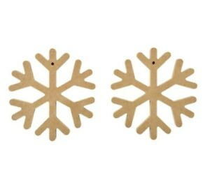 Kaisercraft-BTP-Beyond-The-Page-Protects-Snowflake-Decorations-MDF-Christmas