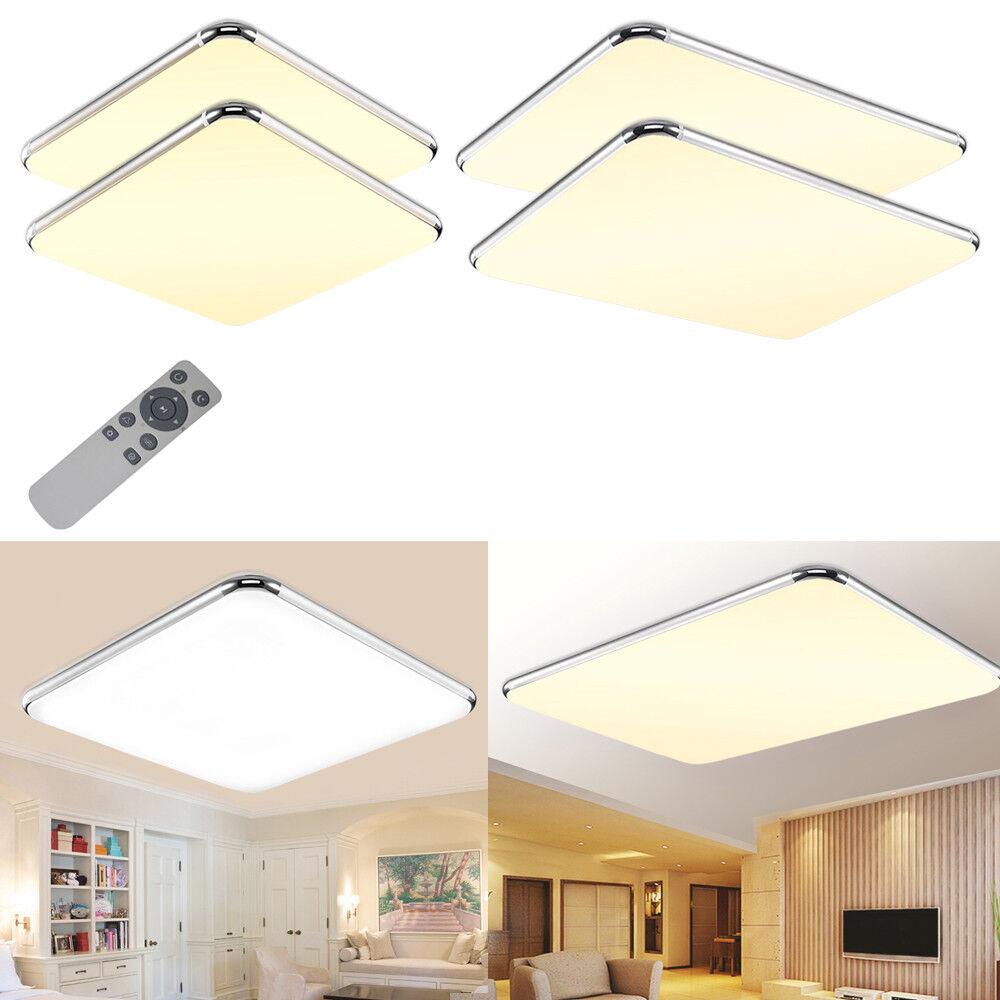 12W-24W-64W-72W LED Deckenleuchte Badleuchte Deckenlampe Wohnzimmer Küche Lampe