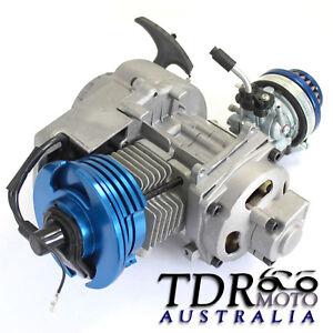 2 Stroke HP Racing Engine 49cc 47cc 50cc Pocket/Quad/Dirt Bike Pull