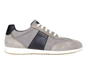 Scarpe-da-uomo-Geox-Arsien-U026NA-casual-sportive-basse-sneakers-estive