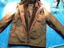 CALVIN KLEIN men MEDIUM black WINTER PARKA coat JACKET $$$VALUE!!!! NEW!!