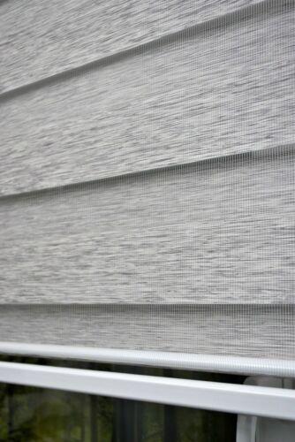 Doppio Rollo Doppio Rollo Opaco Tenda Finestra Porta Veneziana Bianco Alto