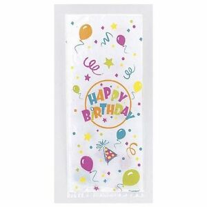 20-Happy-Birthday-Cello-Bags-Loot-Party-Favour-Sweet-Treat-Gift-Kids-Toy-Filler