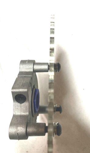 BGF 28 36 56 Teeth sprocket 3//6//9 hole adapter for 80cc motor bike