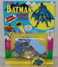 Batman 1974 Batcycle STUNT CYCLE MOC AHI Azrak Hamway Gyro