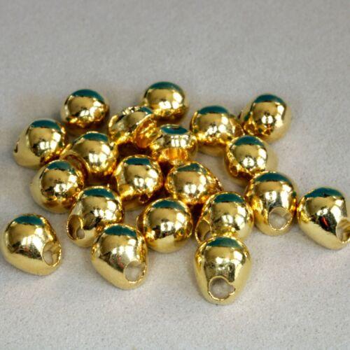 Tungsten OFF Beads Jig Perlen 20 Stück Gold /& Rainbow  2,8-3,3-4,0-4,6mm