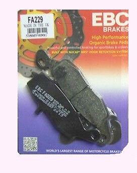 EBC FA229  Front Brake pads for Kawasaki VN VN 900 All models      2006-13