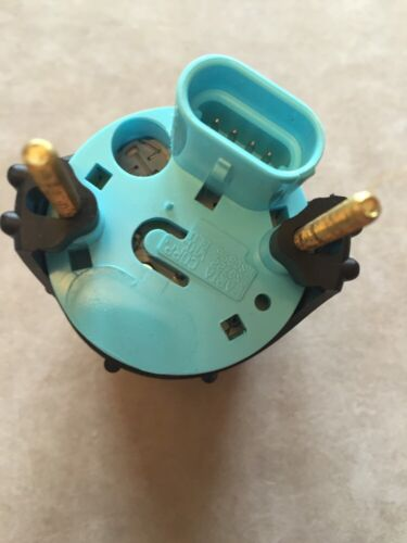 Faria Platinum Boat Temp Gauge~GBC111A~Rinker~Instrument~Gage~4 Pin Plug