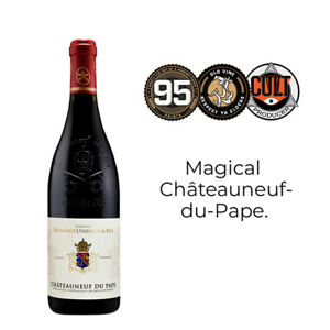 Domaine Raymond Usseglio Cuvee Girard Châteauneuf-du-Pape 2016 Red Wine pack of