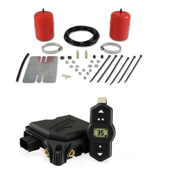 Air Lift 1000 Air Spring & Wireless One 2nd Gen Kit For