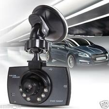 Dual Lens 1080P 2.7'HD LCD Car Dash Camera Video DVR Cam Recorder Night Vision
