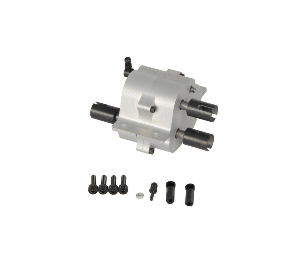 Carson 500907266 - 1 14 aluminio 2-Gang-distribuidor engranajes bloqueo. - nuevo