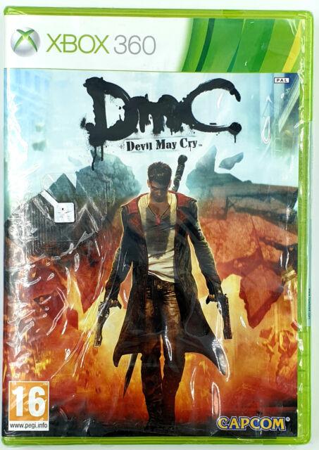 Devil May Cry / DMC - Xbox 360 - Neuf sous blister - PAL FR