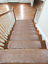 Shaggy-Glittter-Stair-Treads-NON-SLIP-MACHINE-WASHABLE-Mat-Rug-Carpet-22x67cm thumbnail 2