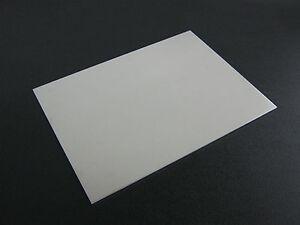 """.032 Aluminum Sheet 5052 H32 5/"""" x 8/"""""""