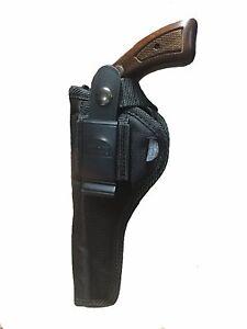 "Gun holster For Taurus 455,905 Revolver With 6.5/"" Barrel"