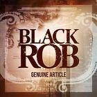 Genuine Article 0705438008320 by Black Rob CD