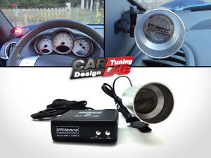 RPM-Shift-Lite-Light-Lamp-Kit-RED-LED-Universal-Diameter-36MM-Aluminum-Shell