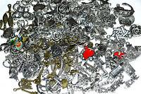 Wholesale 1/2 Lb Charm & Pendants 10mm-28mm Charms Soup Mixed Bulk Charms Lot