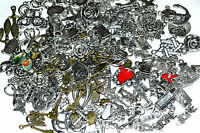 Wholesale 1/2 Lb Charm & Pendants 10mm-28mm Charms Soup Mixed Bulk Charms Lot