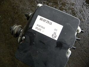 Details about 09 10 11 12 13 14 AUDI A4 B8 ABS Control Module and Pump ESP  8K0907379 CA