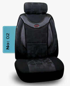 Hyundai i30 Schonbezüge Sitzbezug Auto Sitzbezüge Fahrer /& Beifahrer 03